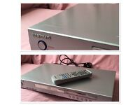 Yakumo multi-region DVD player.