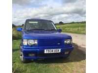 Range Rover p38 autobiography with lpg conversion