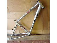 Gents Claud Butler aluminium bike frame