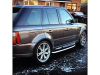 2006 Range Rover sport 4.2 supercharged imaculate condition 80k full landrover history