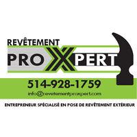 Revêtement ProxPert -Spécialiste en pose de Revêtement Extérieur