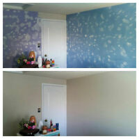 Paint 4 rooms for 3 Special