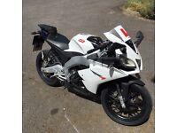 2012 Aprilia Rs4 125cc Motorbike