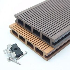 Pavimento esterno in wpc per esterno doghe cm 13 5 x 200 x 2 7 h cm - Doghe in legno per esterni ...