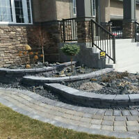Stone Cutter Landscaping 204 218 2959