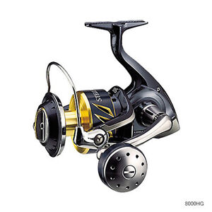 SHIMANO 2013 NEW STELLA SW (Salt Water) 8000HG SPINNING REEL / MADE IN JAPAN