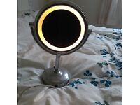 No 7 Lighted mirror for sale