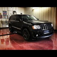 2008 Jeep Grand Cherokee SRT8 Looking For A Truck!