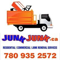 GARBAGE /JUNK REMOVAL - Same day service