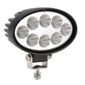 LED Work Lamp Flood Light LED Work Light 12-30V 24W - Oval Wangara Wanneroo Area Preview