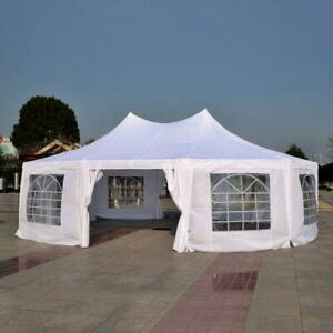 Spring Sale @ WWW.BETEL.CA || Large Marquee Wedding Tent High Peak Party Tent  || We Deliver FREE!! $679 or less