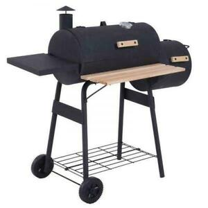 BBQ Charcoal Grill with Smoker / Charcoal Grill / BBQ Grill / Charcoal BBq Grill For sale /