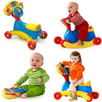 VTECH 3 IN 1 GROW AND GO RIDE ON  - FRENCH
