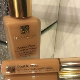 Estée Lauder Double Wear makeup bundle