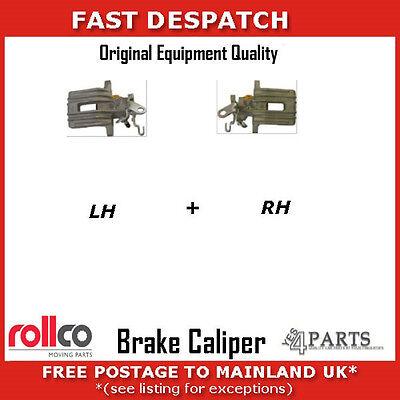 VSBC119 796 REAR LH RH BRAKE CALIPER (NEW UNIT) FOR SEAT ALTEA 2.0 TDI 2004-