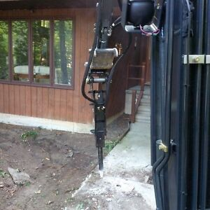 Mini Excavator Service London Ontario image 3