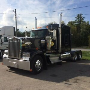 '12 Kenworth W900 - excellent condition