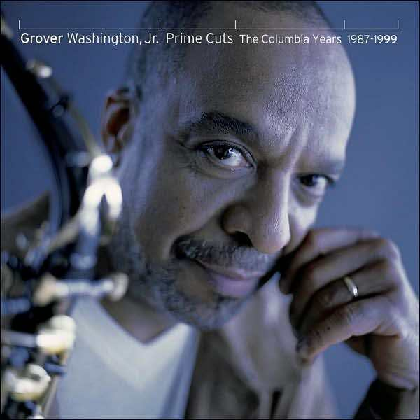 GROVER WASHINGTON JR : PRIME CUTS: THE GREATEST HITS 1987-1999 (CD) sealed