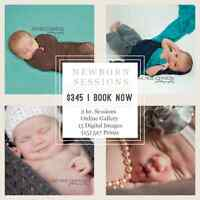 Newborn Photography by Michelle Johnson Photography