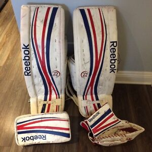 Reebok P4 Goalie Equipment