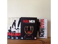 MADMEN DVD's