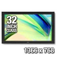 "NEC LCD3215 32"" Large Widescreen LCD Display 720p, 1366x768, 800"