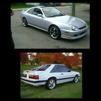 ****STOLEN**** honda prelude and a mustang STOLEN wed night!!!!
