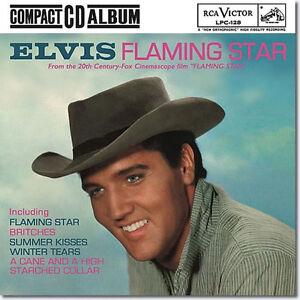 FTD 131 Elvis / FLAMING STAR - New & Sealed