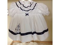 3 BABY FRILLY DRESSES