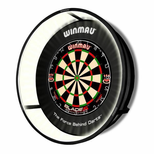 Winmau Plasma light Dartboard Beleuchtung Dartscheibe Dart Board Licht Neu