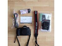 Canon 5D Mark II 5dii 21.1MP Professional Digital SLR Camera Body - low shutter count