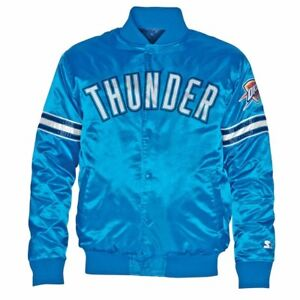 Oklahoma City (OKC) Thunder Jacket