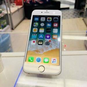GOOD CONDITION IPHONE 6 16GB SILVER UNLOCKED TAX INVOICE Surfers Paradise Gold Coast City Preview