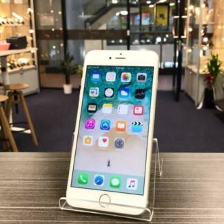 MINT CONDITION IPHONE 6S PLUS 64GB GOLD SLIVER UNLOCKED WARRANTY