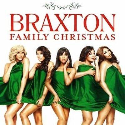 THE BRAXTONS - BRAXTON FAMILY CHRISTMAS  CD NEW+  ()
