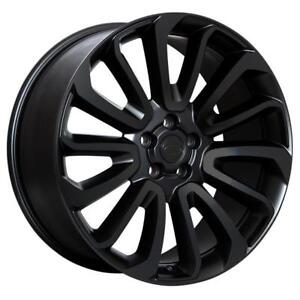 21 and 22 inch Land Rover Range Rover Autobiography Style Wheel