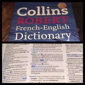 French English Dictionary  Kingston Kingston Area image 1