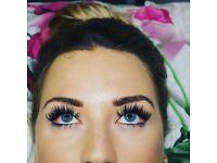 Eyelash extensions in Kent Swanley