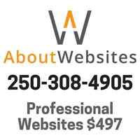 Website Specialist in the Okanagan