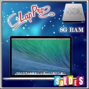 """!*! Macbook Pro 13"""" Core i5 2012  8G+ 128SSD 899$ !*! LapPro"""