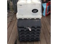 Heavy Duty / Industrial Storage Crates ( Small Stackable Crates )