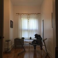 Looking for roommate/room for rent beautiful 6-1/2 Plateau