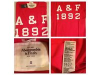 Abercrombie, Hollister, Rap Lauren MEN TEES & Polo **85 units available!! wholesale ONLY**