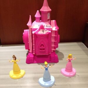 Chateau princesse play-doh