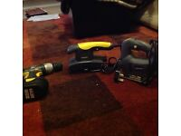 Diy power tools excellent condition