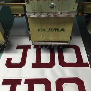 SERIEGRAPHIE & BRODERIE SUR VETEMNTS-SCREEN PRINTING  EMBROIDERY West Island Greater Montréal image 4