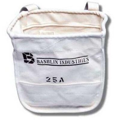 Bashlins Canvas Lineman Ditty Bag 25a
