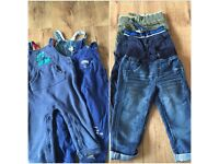 Boys clothes bundle age 18-24 (1.5-2years)