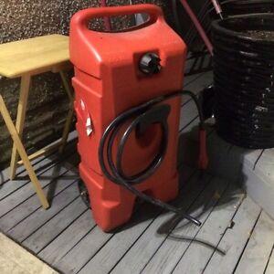 53Litre Rolling gas can Edmonton Edmonton Area image 1