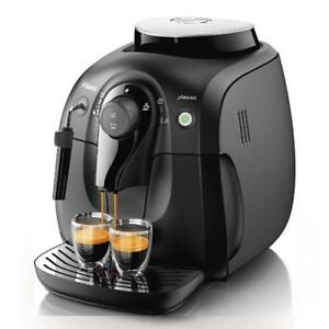 Automatic Espresso Coffee Maker Machine Saeco Xsmall Vapore HD8645/47 - Refurb - BESTCOST.CA